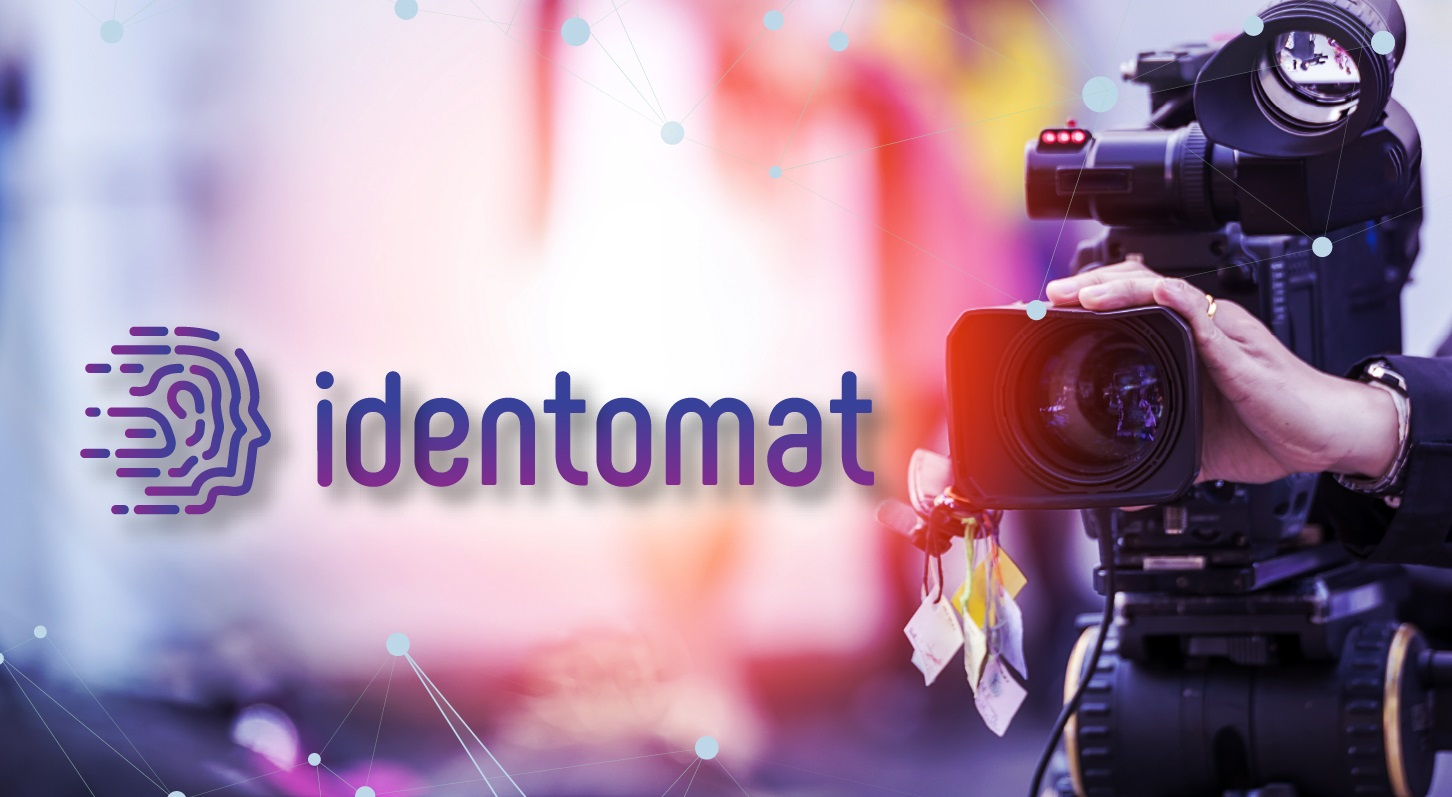 Identomat Has Been Featured by a Popular Georgian TV Channel