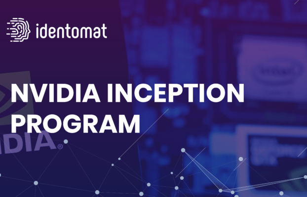 Identomat Accepted into NVIDIA Inception Program